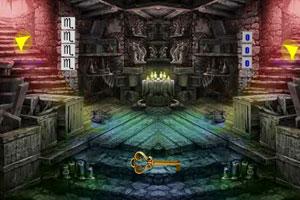 《地下城堡逃脱》游戏画面1