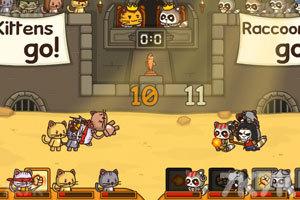 《猫咪竞技场》游戏画面4