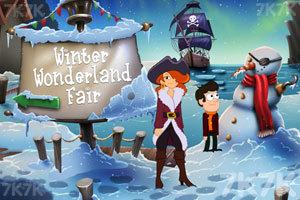 《玛赛拉船长的冬季仙境》游戏画面4