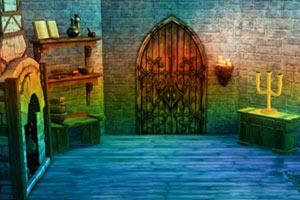 《逃出城堡地下室》游戏画面1