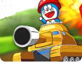 哆啦A梦坦克大战