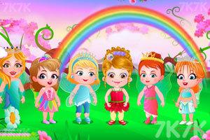 《可爱宝贝仙境芭蕾》游戏画面9