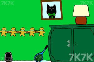 《小黑过圣诞》游戏画面2