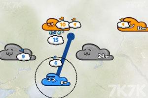 《云团争夺战圣诞版》游戏画面2