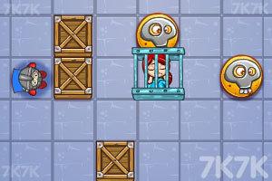 《忍者救公主》游戏画面2