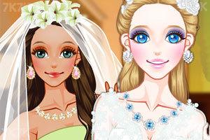 《冬季新娘VS夏季新娘》游戏画面2