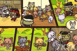 《猫咪竞技场中文版》游戏画面3