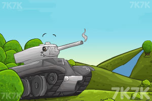 《超级坦克大战斗》游戏画面1