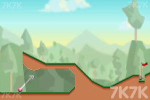 《高尔夫迷你版》游戏画面3