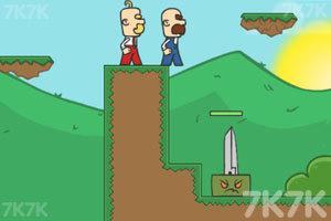 《胡子的世界》游戏画面3
