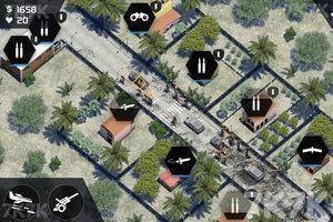 《武装命令2》游戏画面1
