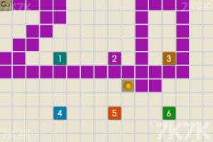 《移动的数字方块》游戏画面2