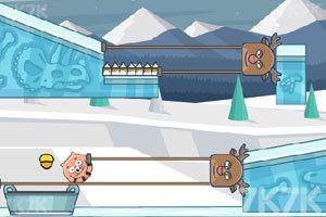 《水坑里的小猪3》游戏画面7