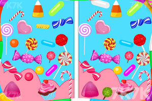 《芭比宝贝糖果店偷懒》截图1