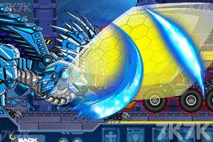 《组装机械挖掘机》游戏画面4