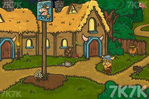 《蘑菇王的诅咒》游戏画面2