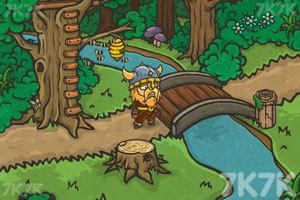 《蘑菇王的诅咒》游戏画面4