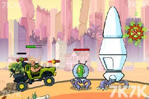 《武装越野车2中文版》游戏画面4
