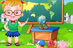 《可爱宝贝小老师》游戏画面3