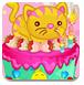 动物生日蛋糕