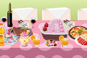 《我的生日大餐》游戏画面1