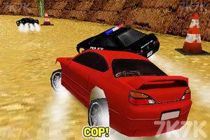 《3D超音速赛车》游戏画面2