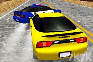 《3D超音速赛车》游戏画面9