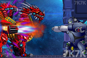 《组装超能英雄》游戏画面1