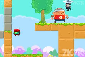 《体育课趣味赛跑》游戏画面4