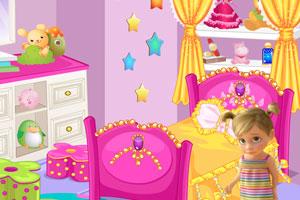《装饰莱利的房间》游戏画面1