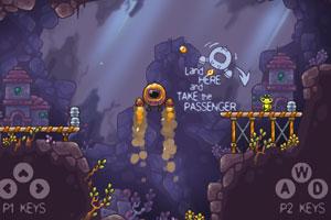 《外星人运输车》游戏画面4