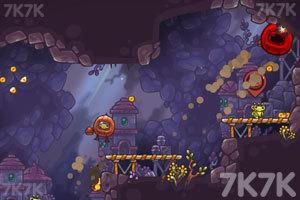 《外星人运输车》游戏画面2