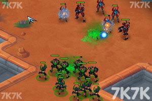 《异星大战中文版》游戏画面2