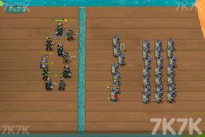 《皇族守卫军2全面进攻》游戏画面2