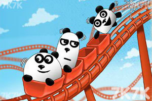 《小熊猫逃生记5选关版》游戏画面4