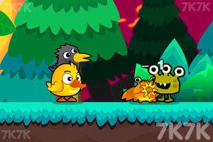 《超级鸡鸭兄弟2》游戏画面1