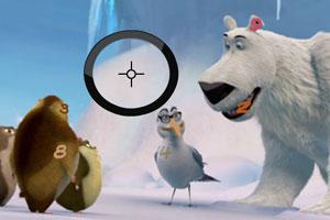 《北极移民找数字》游戏画面1