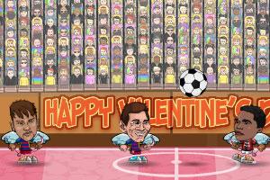 《足球大联盟情人节版》游戏画面1