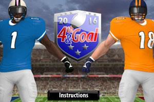 《橄榄球策略2016》游戏画面1