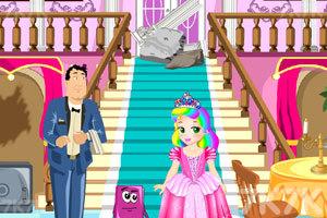 《朱丽叶公主逃出酒店》游戏画面1