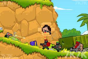 《狂暴战士》游戏画面6