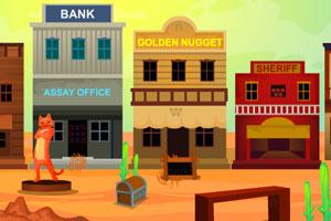《逃离荒漠小镇》游戏画面1