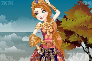 《龙女莉奥尔》游戏画面1