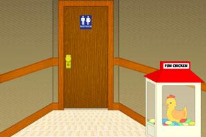 《逃出汉堡小店》游戏画面1