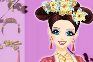 中国古典发型