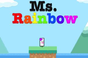 《奔跑吧彩虹女士》游戏画面1