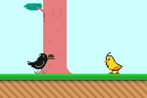 《小鸡爱冒险》游戏画面1