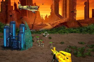 《保护空间站2》游戏画面1