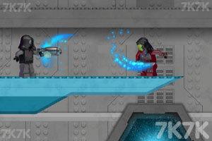 《银河系的守护者》游戏画面2