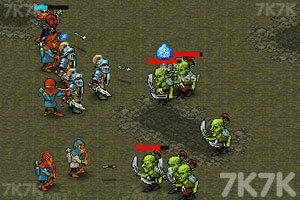 《皇家的英雄》游戏画面4